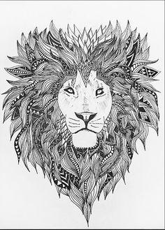 Lion edit