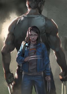 LOGAN, Tong Tou on ArtStation at https://www.artstation.com/artwork/Qw0aL