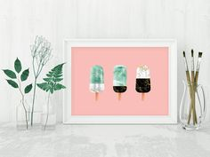 Marble Popsicle Set. Digital download. No waiting for shipping. A quick and affordable way to add beautiful new artworks to your walls.  WHAT YOU WILL RECEIVE:  1) 4:5 ratio file for printing: Inch: 16x20, 12x15, 11x14, 8x10, 4x5 Cm: 40x50, 30х38, 28x35, 20x25, 10x12  2) 3:4 ratio file for printing:  Inch: 18x24, 15x20, 12x16, 9x12, 6x8 Cm: 45x60, 38х50, 30x40, 22x30, 15x20  3) 2:3 ratio file for printing: Inch: 20x30, 16x24, 12x18, 8x12, 4x6 Cm: 50x76, 40х60, 30x45, 20x30, 10x15  4) ISO…