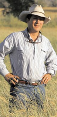 Gary Hubbell Ranch Real Estate Broker