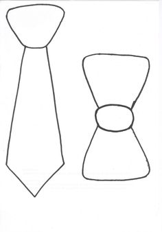 free bowtie template | Here are a few photos of the finished props and me and my lovely ...