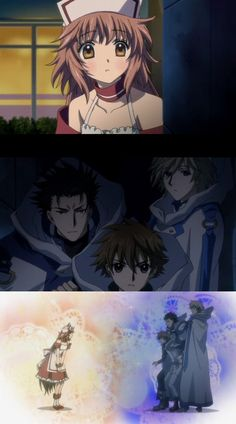 Kobato x Tsubasa Chronicle crossover :D