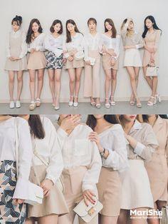 Marishe Korean Fashion Similar Look I Pin By Aki Warinda Korean Fashion Trends, Korean Street Fashion, Korea Fashion, Asian Fashion, Cute Fashion, Look Fashion, Teen Fashion, Fashion Outfits, Womens Fashion