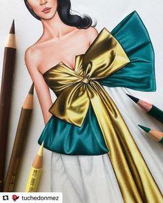 Fashion Illustration Tutorial, Fashion Drawing Tutorial, Fashion Figure Drawing, Dress Illustration, Fashion Drawing Dresses, Fashion Illustration Dresses, Fashion Illustrations, Dress Design Drawing, Dress Design Sketches