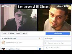 DRUDGE REPORT SAID BILL CLINTON BLACK SON COMES FORWARD, WANTS BILL 2 AD...