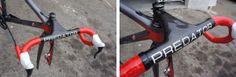 Predator Cycles factory tour - The Major one-piece carbon fiber handlebar and stem combo