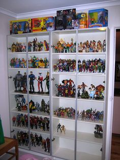 How To Display Action Figures and Collectibles