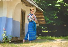 Ukrainian Beauty etno Марічка   photographer Anna Senik