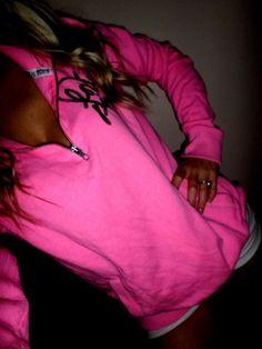 Victoria's Secret sweater.