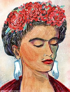 Art History: Frida Kahlo and Her Influence on Graphic Design - Pixel77