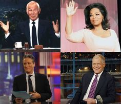 Time Travel Friday! The best late-night talk show host of all time is...?