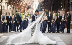 PERFECTION! visit Bella's for your dream wedding dress and bridesmaids dresses! Open 7 days a week! 205-403-7977 #alabamabride #alabamaweddings #southernwedding #birminghambride