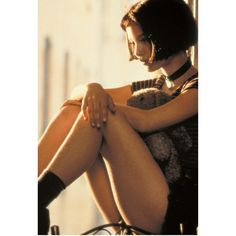 Léon The Professional (1994) ❤ liked on Polyvore featuring people