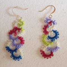 Twisted Vine Earrings