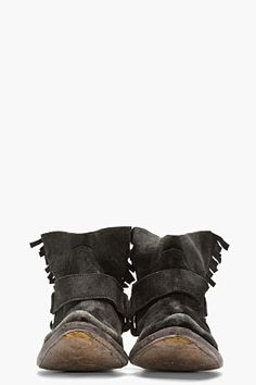 Star Zip Very Distressed Ankle Boots | Golden goose and Italian ...
