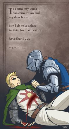 Dark Souls - Setting Sun *proceeds to cry *