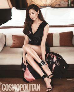 Cosmopolitan Korea - June 2013 (김사랑)