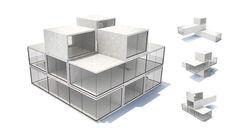 Leimuiden krijgt een Tetris House