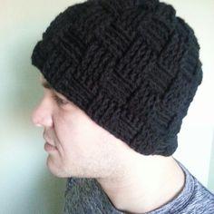 Basket weave hat!