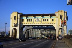 Burrard Bridge, Vancouver: The City of Vancouver is currently undertaking seismic upgrades and expansion joint…