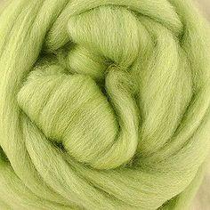 Merino Wool Tops - Ice Green