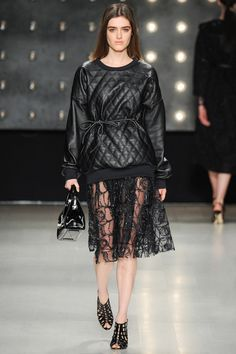 Look 37 MILLY Fall 2014