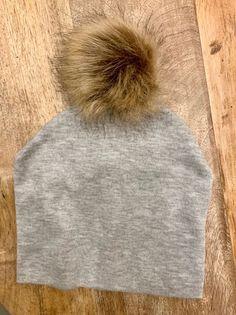 659416dc550 Newborn Baby Infant Toddler Soft Cotton Fur Ball Pom Pom Beanie Hat Cap   fashion