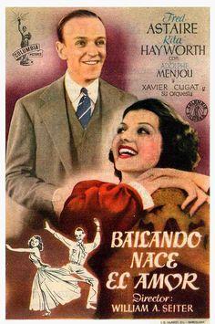 Bailando nace el amor (1942) EEUU. Dir: William A. Seiter. Musical. Comedia. Romance - DVD CINE 652