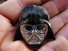 Darth Vader Geocoin by dmott9, via Flickr