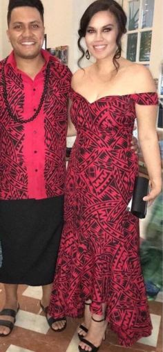 MENA design Samoan Designs, Samoan Dress, Luau Dress, Island Wear, Summer Wedding Outfits, Short Bridesmaid Dresses, Dress Patterns, African Fashion, Designer Dresses