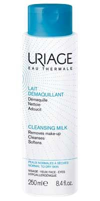 غسول يورياج للبشرة الدهنية و ازالة المكياج Uriage Cleanser For Makeup Removal And Oily Skin 4 غسول يوريا Micellar Water Lotion Moisturizer