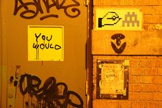 you would and space invader