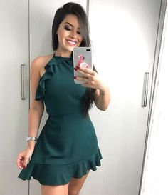Magical 100 Casual Outfit Ideas You Might Like Cute Dresses, Casual Dresses, Short Dresses, Casual Outfits, Girls Dresses, Winter Outfits, Mode Outfits, Dress Outfits, Fashion Dresses