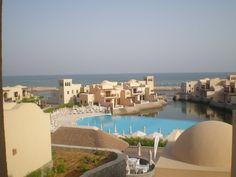 Cove Rotana, Ras al Khaimah, Aug 2009