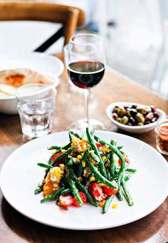In the Kitchen With: Tyler Herald's Summer Green Bean Salad