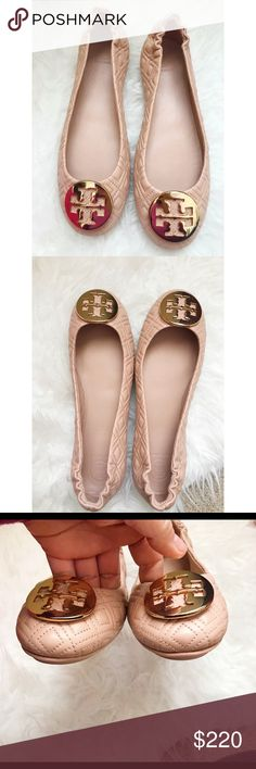 7043a960d94bbb Tory Burch Ballet Flats Brand new never worn TB flats. Size 8.5. The color