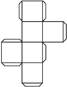 18 best make your own dice images on pinterest preschool dice gd1 cube template maxwellsz