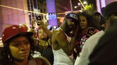 Activists walk a fine painful line in wake of Dallas shooting