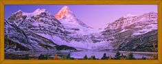 Assiniboine Lodge at Mt. Assiniboine Provincial Park in the Canadian Rockies - great getaway