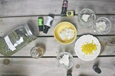 An Herbal Deodorant that actually works!