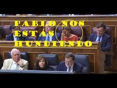 Pablo Iglesias le da una paliza brutal al PP!  Oh my God
