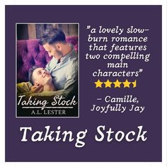"I'm so pleased with the reviews for Taking Stock! 🐑 ""A quiet, beautiful story about decency, love and finding your family."" 🐑 ""Laurie and Phil have a chemistry that is quite beautiful."" 🐑 ""a thoughtful, delicate story...very refreshing."" ⭐️⭐️⭐️⭐️⭐️ #NewRelease #HurtComfort #GayRomance #1970s #Reviews"
