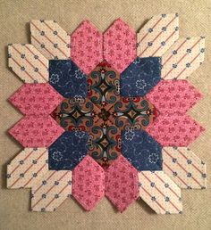 - Lucy Boston English Paper Piecing