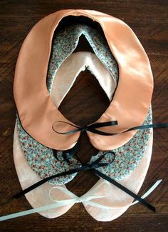 CREATE YOUR OWN reversable peter pan collar by melissahojnacki, $25.00