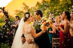 Casamento Alegre e Colorido no RJ – Clara