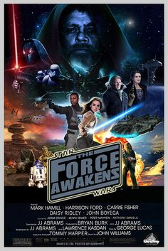 Star Wars: Episode VII Fan Art and Manips - Page 10 - The SuperHeroHype Forums