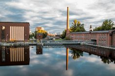 Tampere Amazing Architecture, Finland, Bridge, City, Beautiful, Bridges, Cities, Attic, Bro