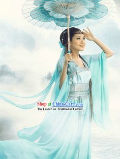 Fairy Costumes For Women | Ancient Chinese Fairy Costume and Hair ...