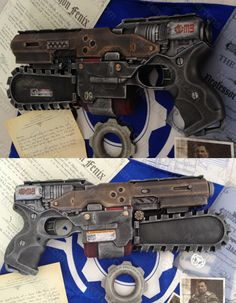 Nerf Gun: Element EX-6: Gears Of War