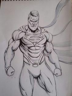 Superman #manofsteel #superman #supermanart #kryptonian
